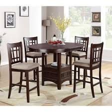 oval counter height dining table counter height oval kitchen dining room sets you ll love wayfair