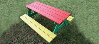 Kids Wooden Picnic Table 20 Picnic Table Set For Kids For Endless Outdoor Fun Home Design