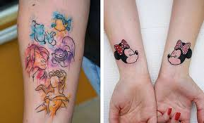 25 disney tattoos that are beyond page 3 of 3