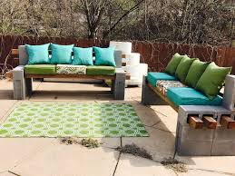 fun easy and cheap diy backyard seating supplies per bench 14