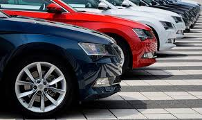 new car sales decline in the uk for fourth consecutive month