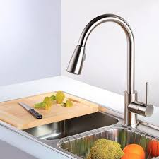 contemporary kitchen faucet the essential contemporary kitchen faucet gohandyman