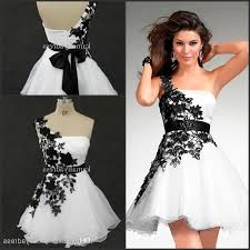 black and white dresses black and white cocktail dresses ym dress 2017