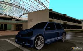 renault clio sport clio sport tuning for gta san andreas