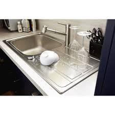 bac cuisine inox grohe feel cuisine kitchen sink faucet mixer retro black image