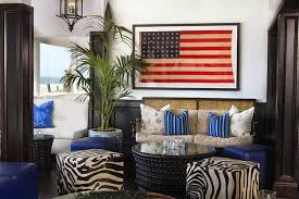 American Flag Living Room by New Uses For Old Things The American Flag Is The Consummate