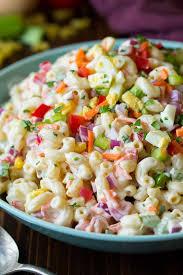 classic macaroni salad cooking classy