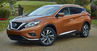 nissan highlander 2015 all new 2015 nissan murano and ford edge face off