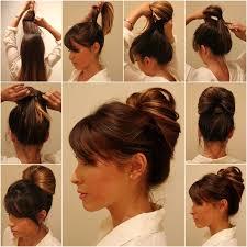 model rambut sanggul simple 20 tutorial model sanggul modern terbaru yang menakjubkan