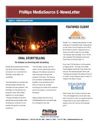 thanksgiving newsletter e newsletter phillips media sourcephillips media source