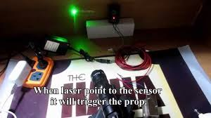 haha shop real life room escape game supplier moving laser prop