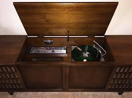 Philco Record Player Cabinet Philco The Prudent Groove