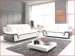 mobilier de canapé cuir canapé d angle mobilier de 116001 canapé en cuir blanc luxe