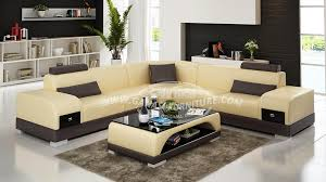 Comfortable Modern Sofas Comfortable Modern Leather Sofa Imported Leather Led Light Sofa
