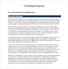 sample consultant proposal template consulting proposal template