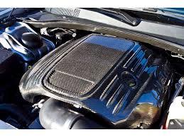 Dodge Challenger Parts - 2006 2010 dodge charger 5 7l carbon fiber oem engine cover tc010