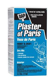 amazon com dap plaster of paris box molding material 4 4 pound