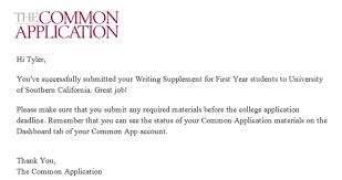 applying to usc undergraduate admission blog usc