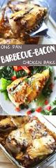 barbecue bacon chicken bake u2013 one dish easy dinner recipe the