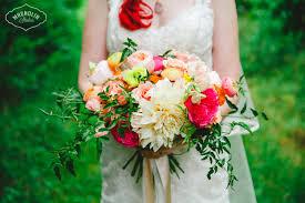wedding flowers kitchener colourful bohemian wedding collingwood on