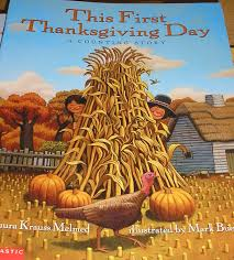 this thanksgiving day a counting story brand new paperback