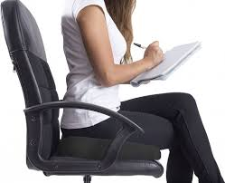 Office Chair Back Pain Best Memory Foam Seat Cushions Reviews Findthetop10 Com