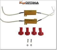 k5 optima store new led dual color switchback turn signal bulbs