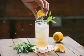 tom collins taz tequila sage smash la brea bakery