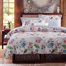 Flower Bed Sets American Style 3d Flower Bedding Set King Size