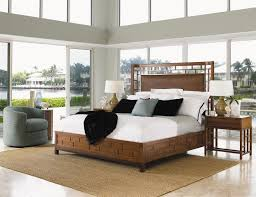 Bahama Bed Set by Tommy Bahama Home Ocean Club Sliding Door Point Break