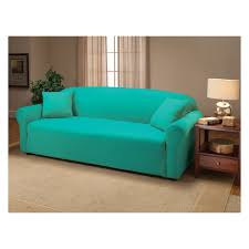 furniture comfy design of turquoise sofa for lovely home