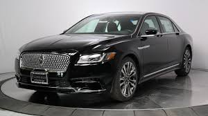 lincoln continental new 2017 lincoln continental for sale lancaster ca