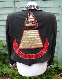 Seeking Jacket Upcycled Desperately Seeking Susan Jacket Uk 18 Us 14 Jackets