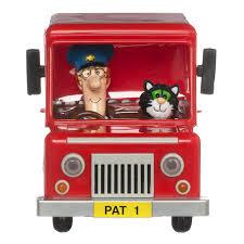 u0026m postman pat friction van 2713283 u0026m