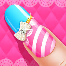download nail salon girls nails design best apps for iphone