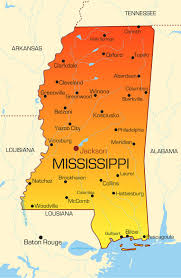 Nursing Compact States Map by Mississippi Lpn Requirements And Training Programs