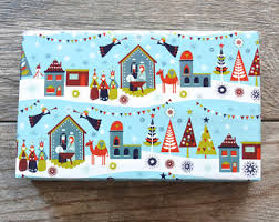 blue religious wrapping paper etsy studio