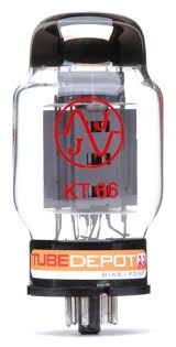 Power Vaccum Jj Kt66 Power Vacuum Tube Tubedepot Com