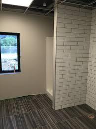 commercial bathroom design boston commercial bathroom design contemporary with window in