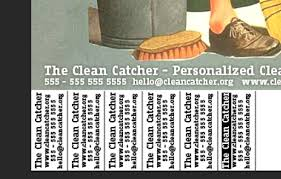 how to make a flyer for a cleaning service printaholic com