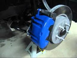 g2 blue brake caliper paint mixing and application youtube