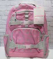 Pottery Barn Mackenzie Backpack Pottery Barn Kids Large Rolling Backpack Girls Glitter Ballerina
