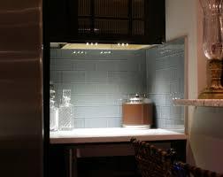 mirorred glass kitchen tile backsplash subway travertine