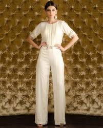 ivory jumpsuit ivory jumpsuit by catherine fashion looks fashion