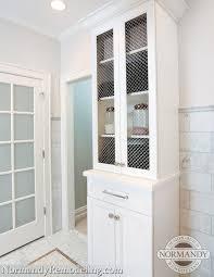Linen Cabinet Doors Chicken Wire Cabinet Doors Design Ideas