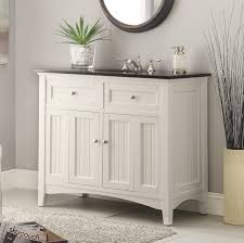 Beach Style Bathroom Vanity by 42 U201d Cottage Style Thomasville Bathroom Sink Vanity Model Cf47532gt
