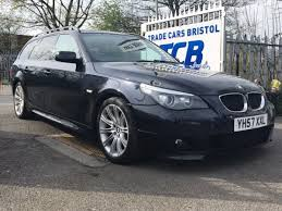used bmw 5 series estate for sale used bmw 5 series 2 0 520d m sport touring 5dr 5 doors estate for