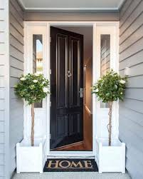 images front door entries modern stunning frame exterior lighting
