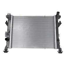 new oem pontiac solstice saturn sky 2 4l manual trans radiator