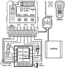 intermatic programmable pool timer mode applications